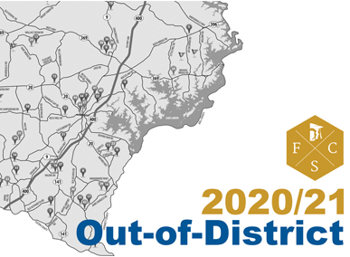 2020-21 Out-of-District Deadline January 17, 2020