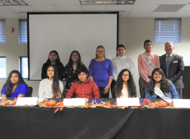 Ten FCS Students Awarded REACH Scholarships