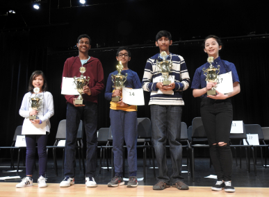 Congratulations 2019 FCS Spelling Bee Winners!