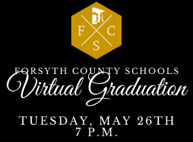 Join Us! FCS Virtual HS Graduation 5/26 @ 7 pm