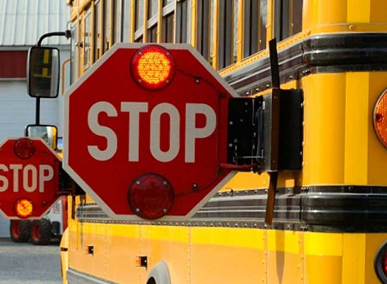 A Note to Parents:  School Bus Stop Safety for the End of the School Year