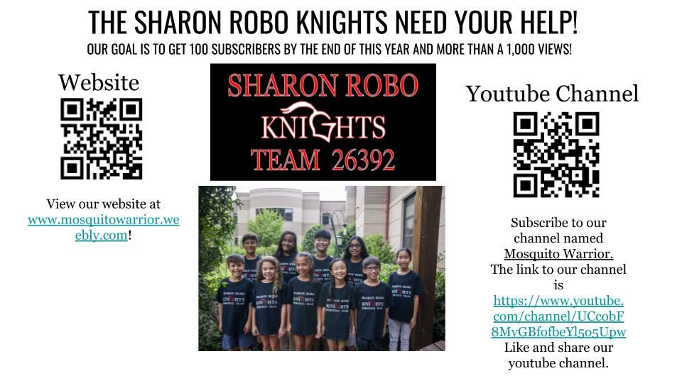 Can you help out our Robo Knights?