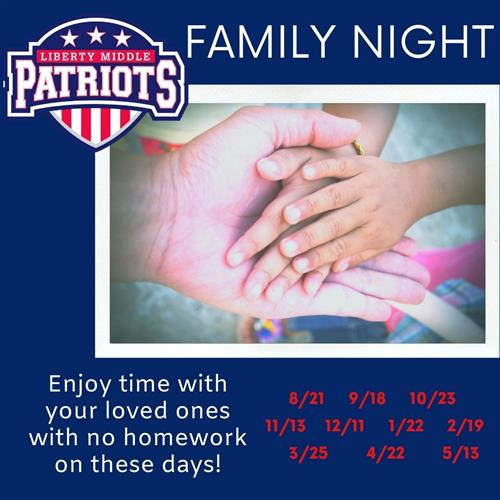 West Community Family Nights