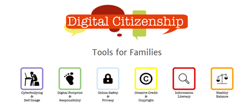 Digital Citizenship Tools