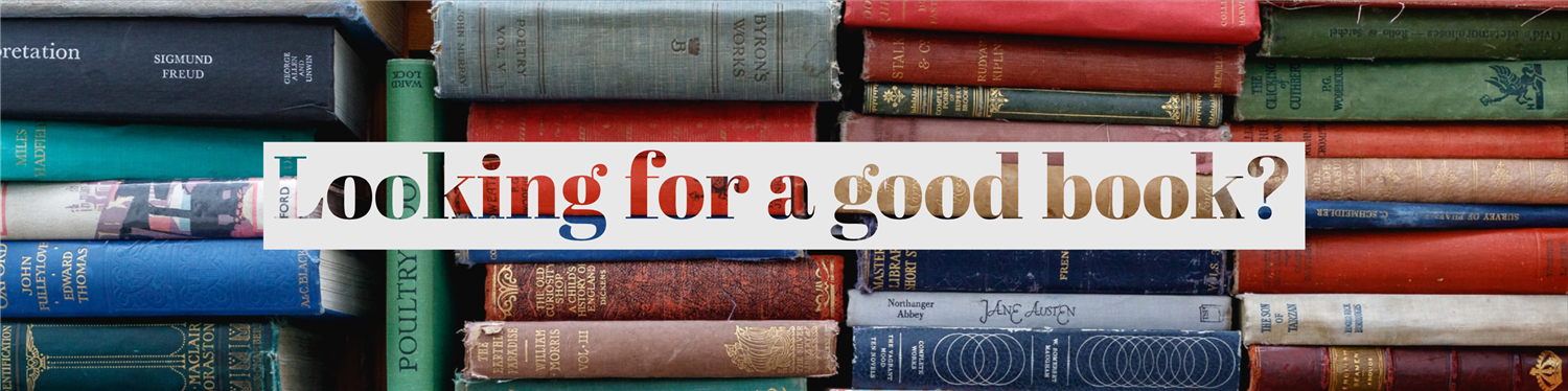 Looking for a good book?