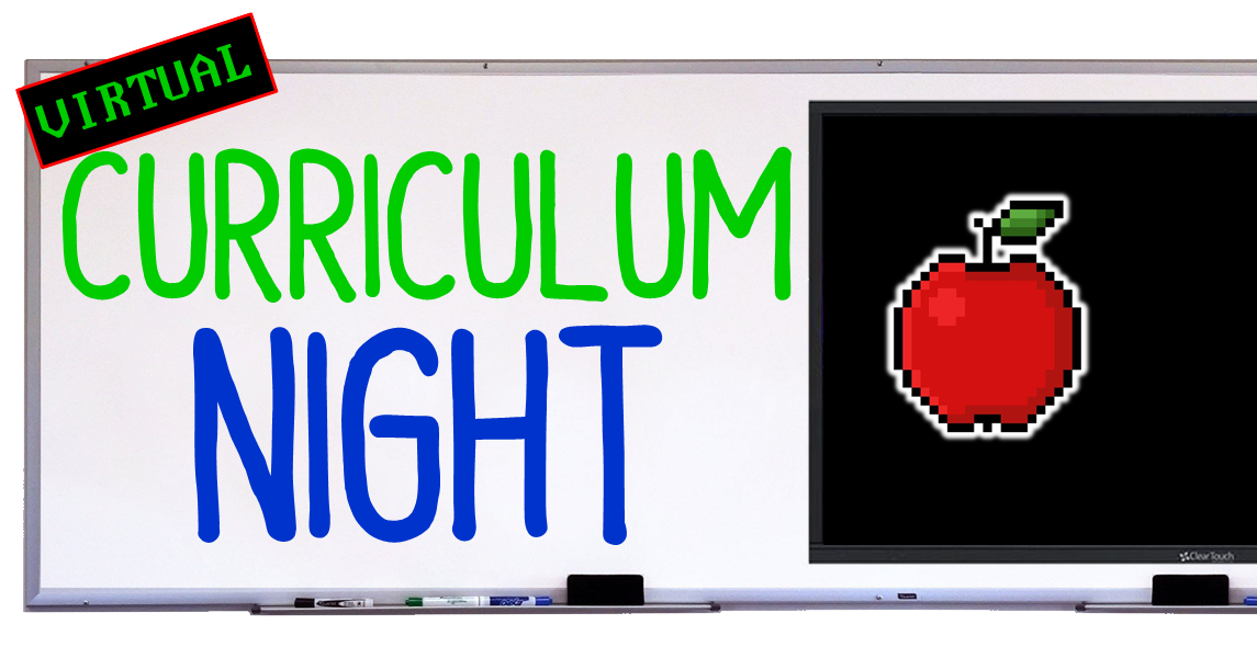 View our Virtual Curriculum Night