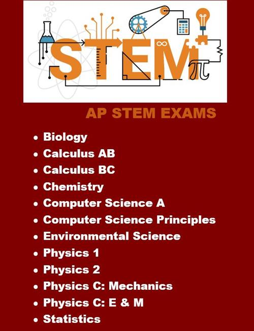 AP STEM Exams