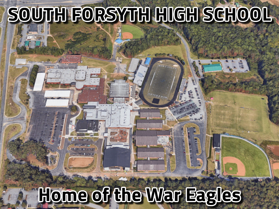 South Forsyth High School - Home of the War Eagles