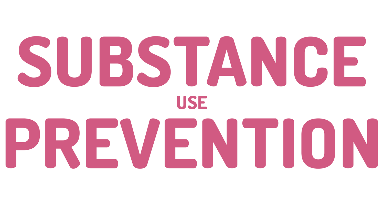 Substance Use Prevention Logo