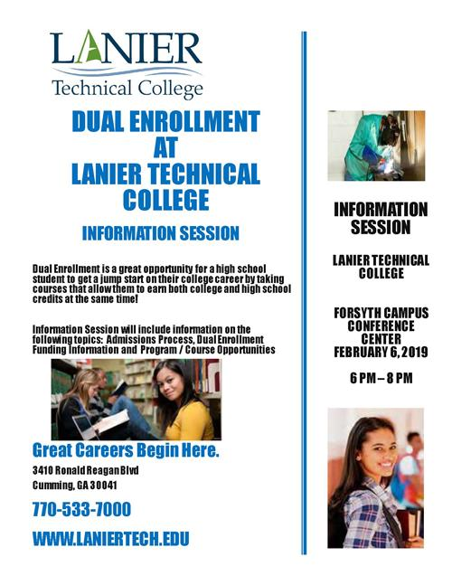 College Career Development Dual Enrollment