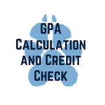 gpa and credit check