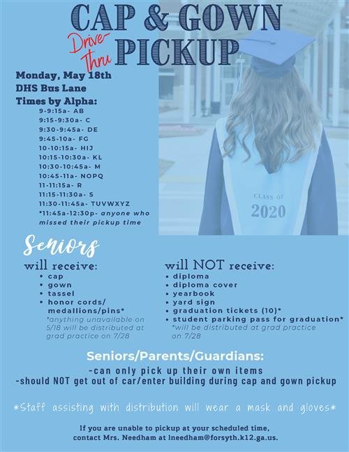 Cap and Gown 1