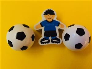 soccer bouncy balls
