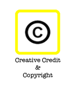 Creative Credit & Copyright Logo