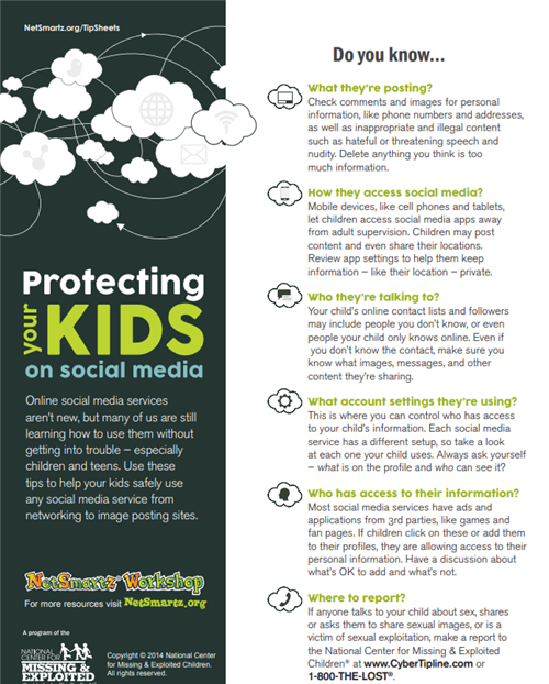Protecting Your Kids on Social Media