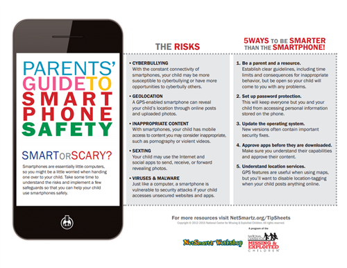Smart Phone Safety