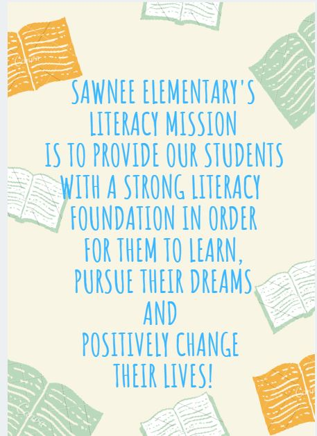 Sawnee's Literacy Mission