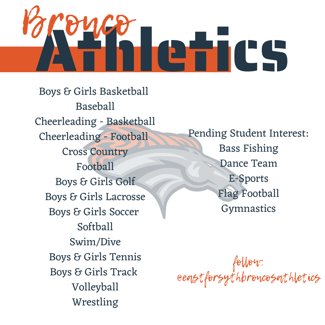 Athletic List