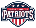 Liberty Middle logo