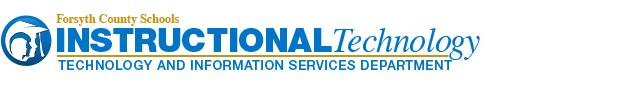Instructional Technology Department Logo