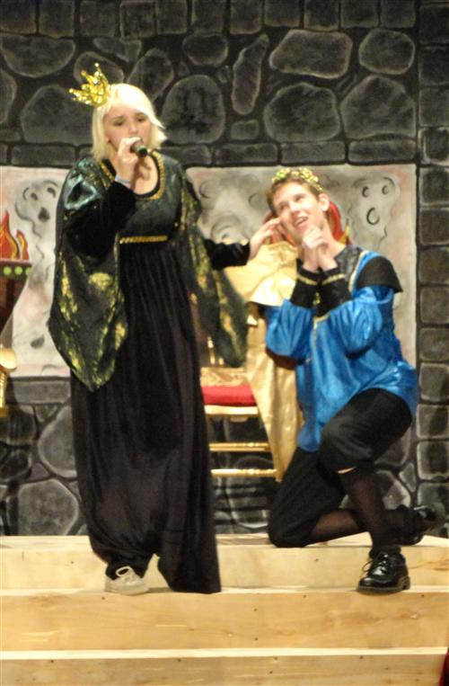 Once Upon a Mattress Spring 2012