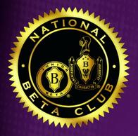 Clubs Organizations Beta Club