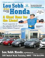 Athletics homepage for Lou sobh honda service