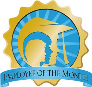 forsyth county schools monthly employee of the month program recognizes the outstanding achievements of district employees award winners are identified