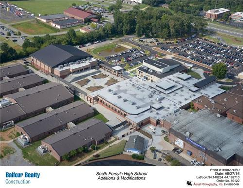 Facilities construction south high malvernweather Gallery
