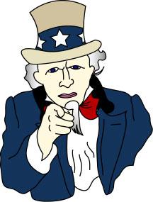 Satiras americanas Unclesam