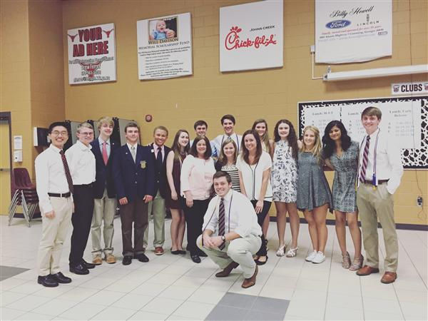 Clubs Amp Activities Fbla Future Business Leaders Of America